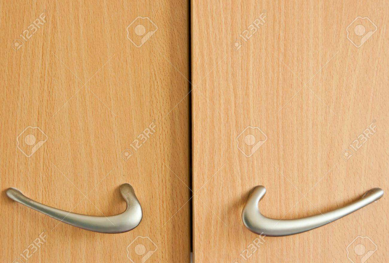 Kitchen cabinet door - wooden background Stock Photo - 14066703