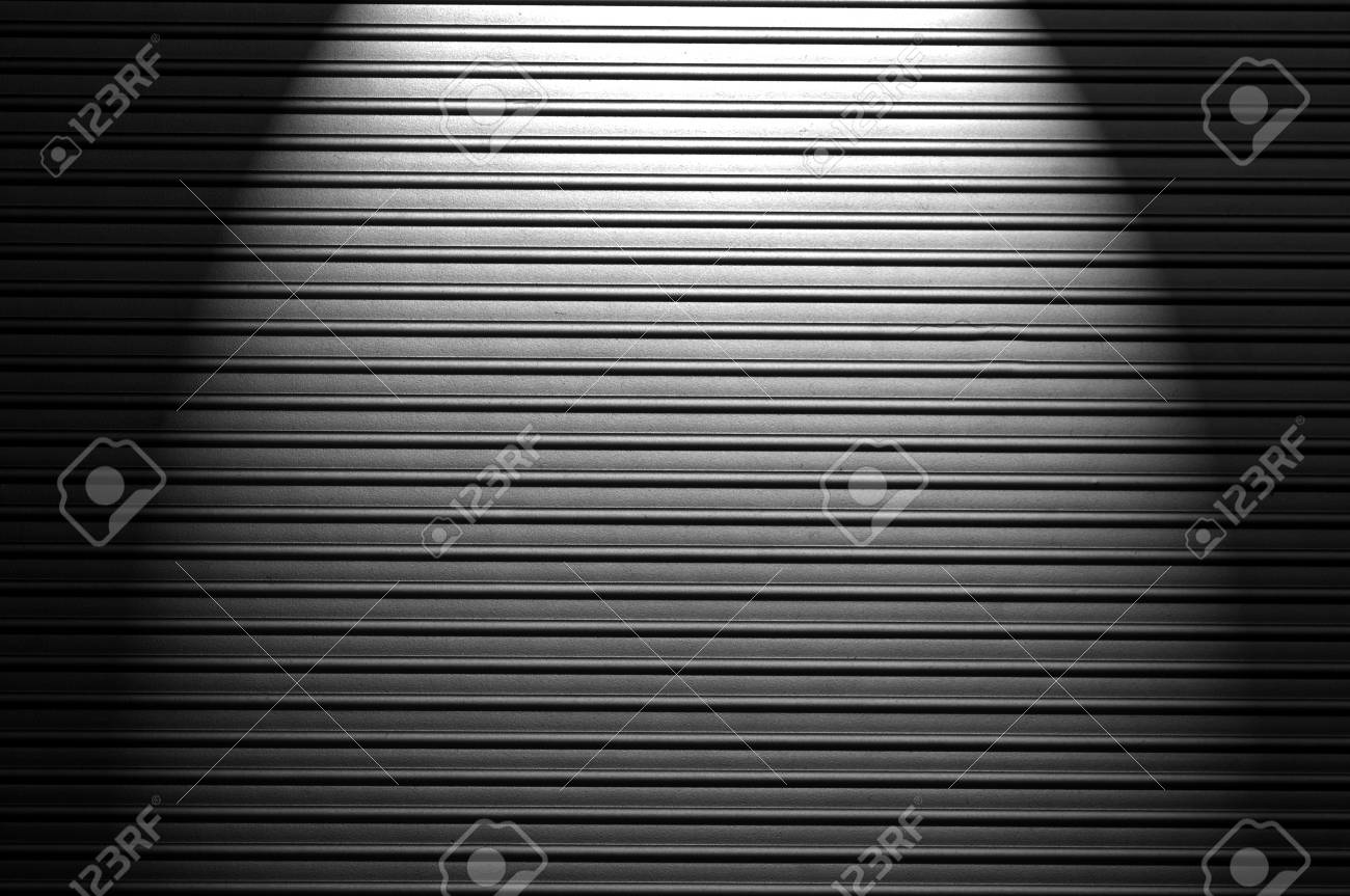 Dirty metal texture with spotlight Stock Photo - 18606086