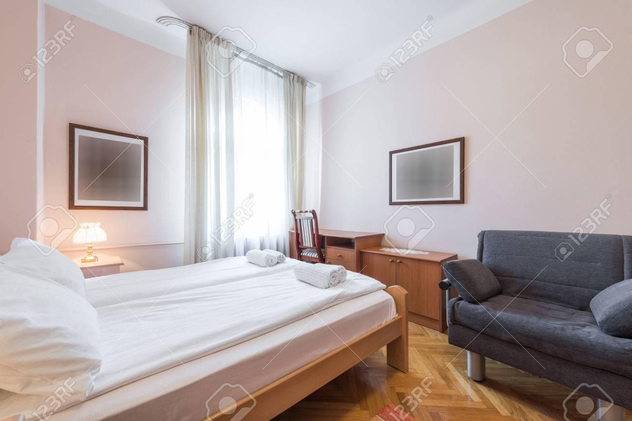 Chambre A Coucher Annees 70 intérieur de chambre à coucher chambre d'hôtel en tons pastel