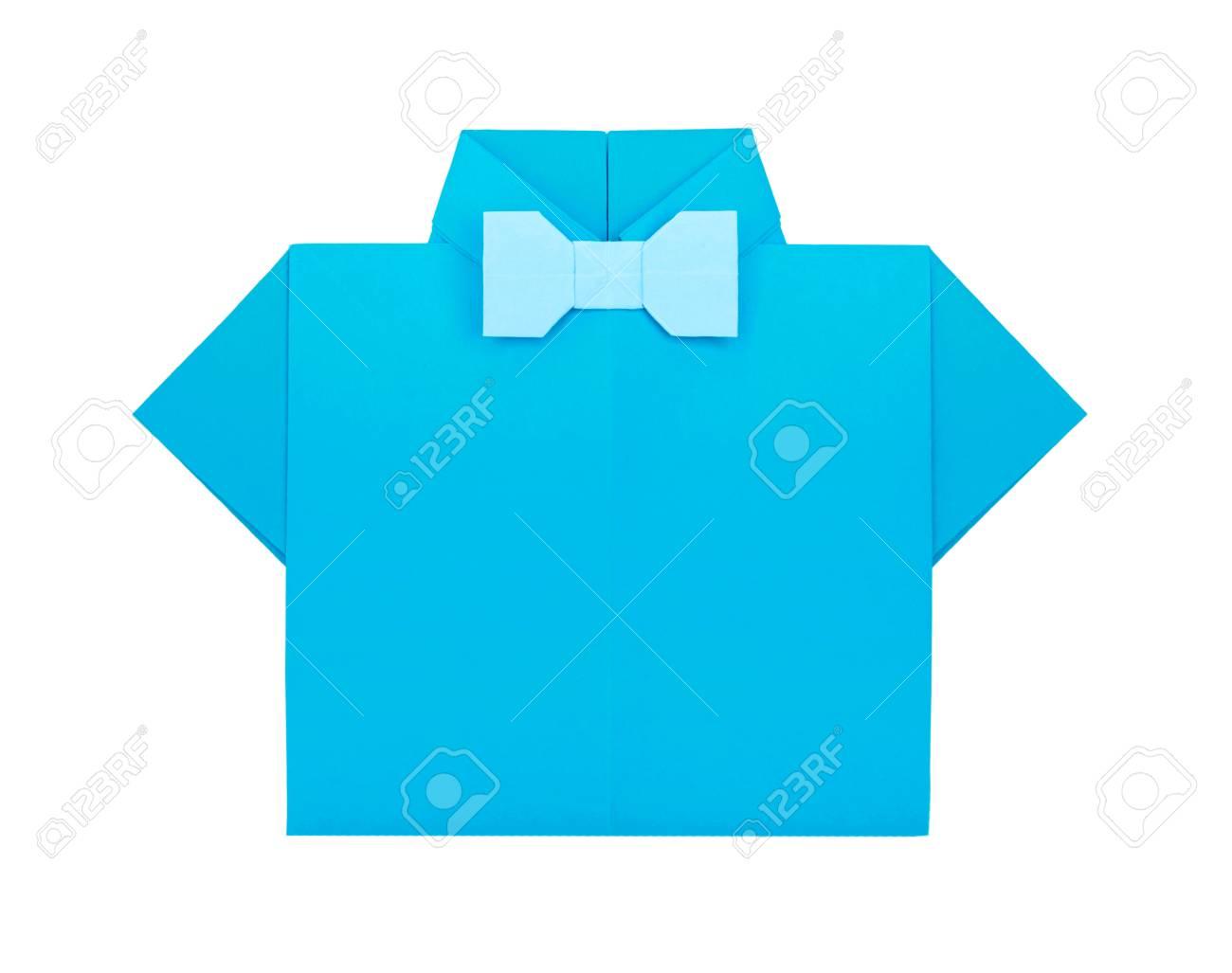 Origami Tie Folding Instructions   1027x1300