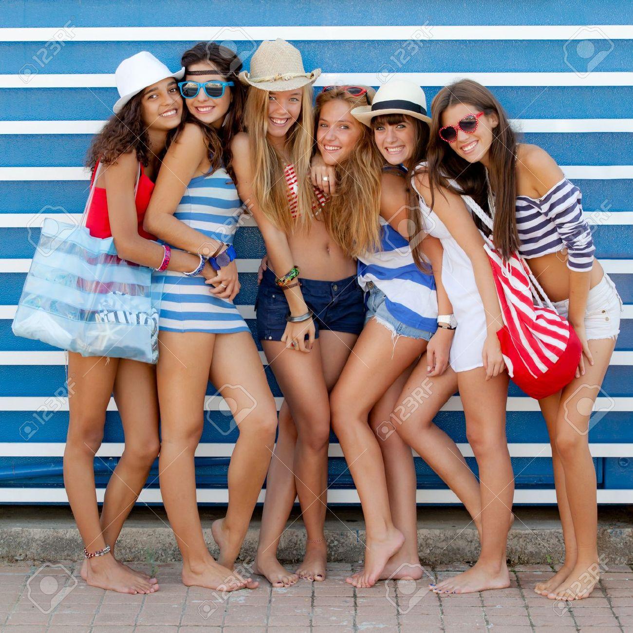 Girls summer photos 32