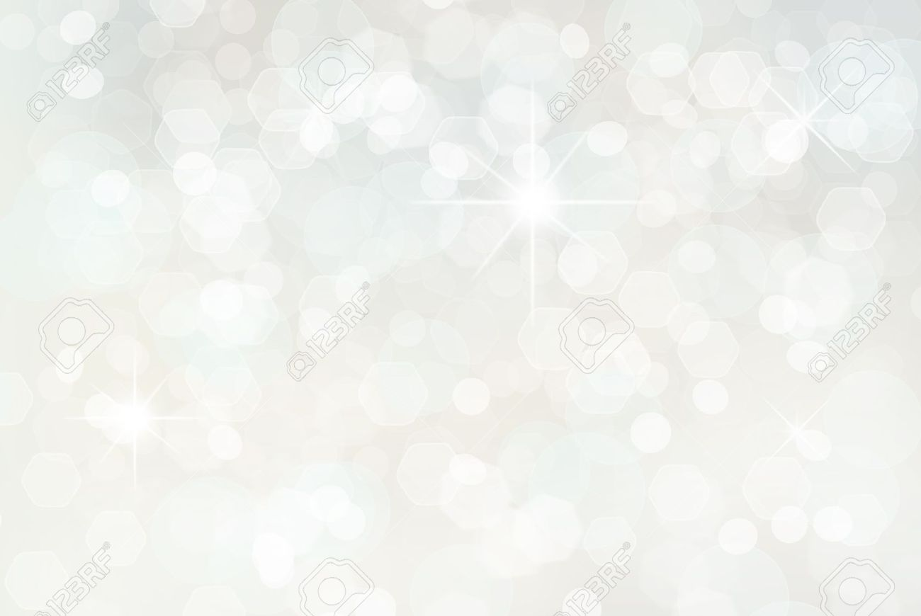 White Christmas Holiday Background. Stock Photo, Picture And ...