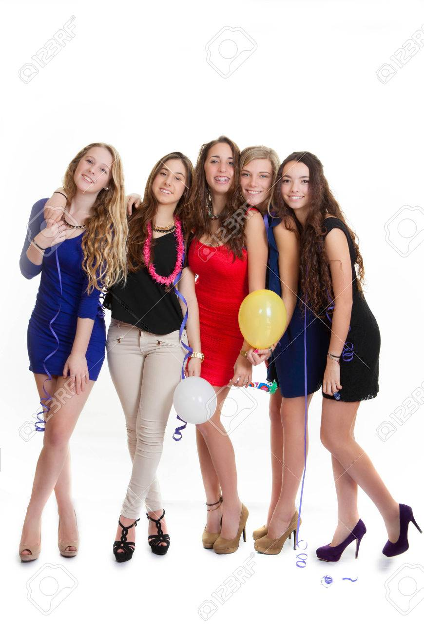 New Year's Eve Girls