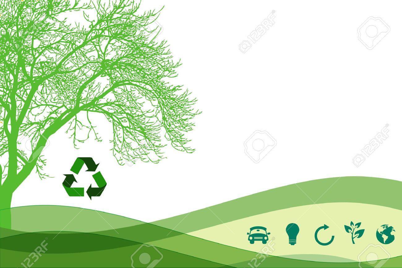 Ecologic background Stock Photo - 5500891