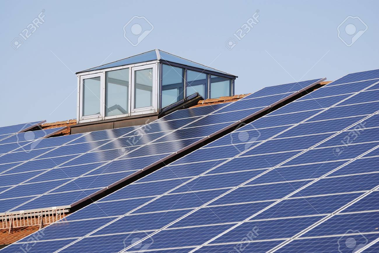 House roof Stock Photo - 13141730