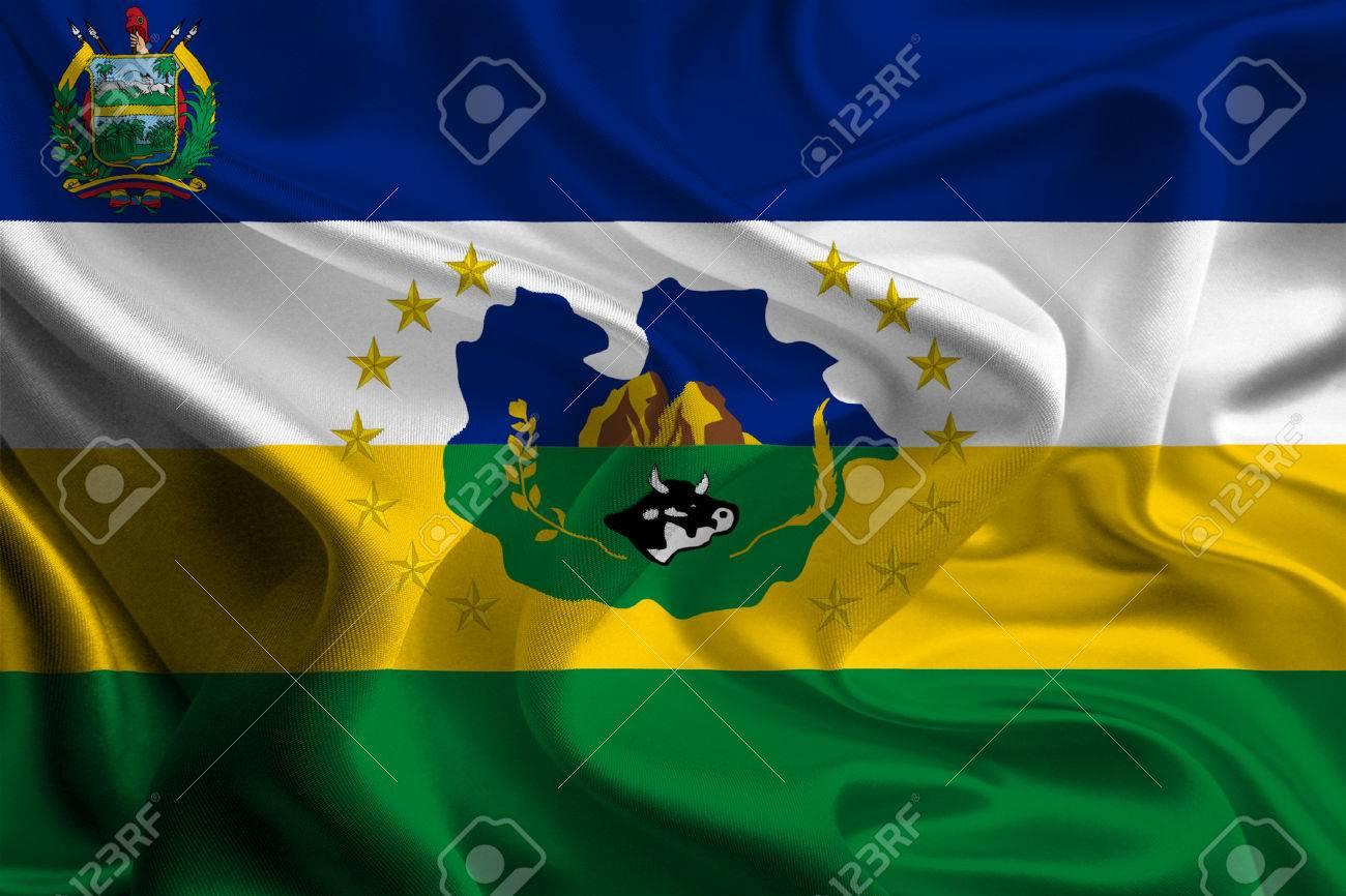 Banderas Del Estado Guárico, Venezuela Fotos, Retratos, Imágenes Y ...