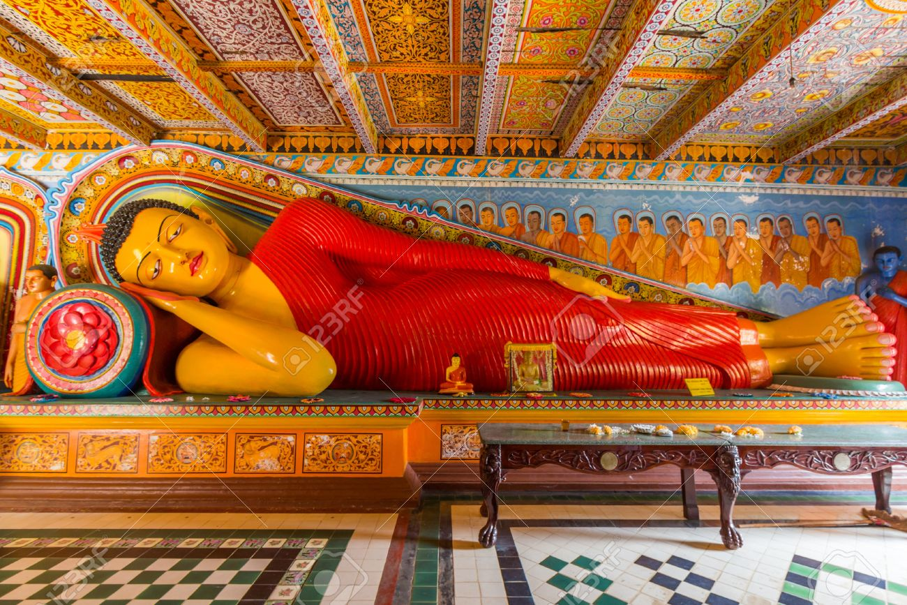 Reclining buddha statue at the Isurumuniya Temple in Anuradhapura Sri Lanka Stock Photo - 37134774 & Reclining Buddha Statue At The Isurumuniya Temple In Anuradhapura ... islam-shia.org