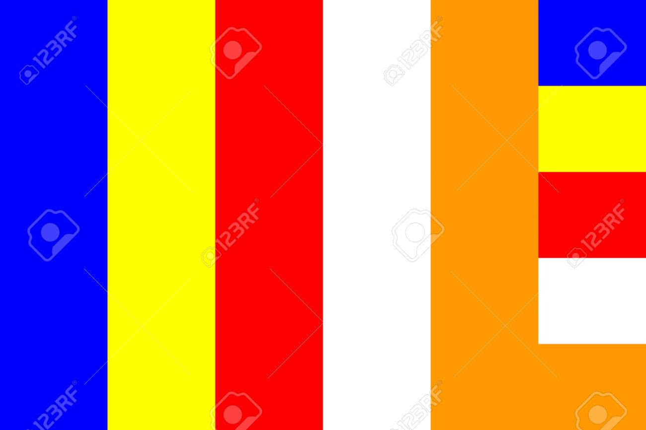 Buddhist Flag Stock Photo Picture And Royalty Free Image