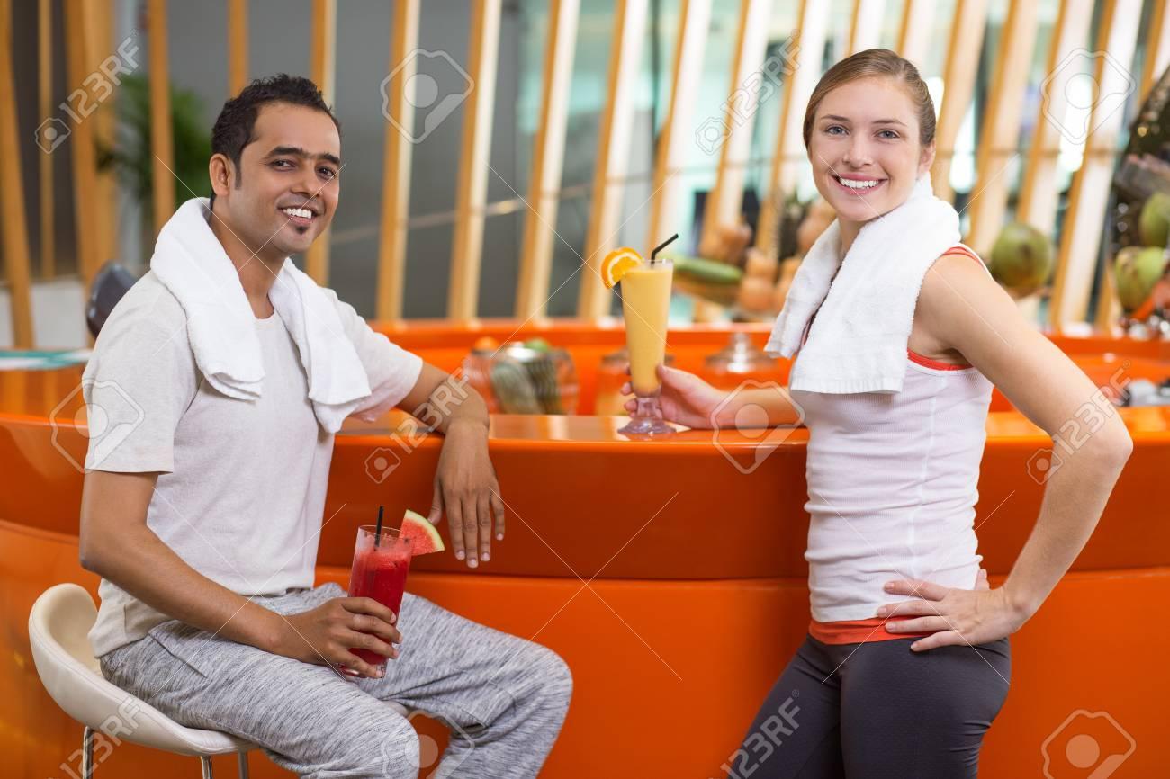 after training bar