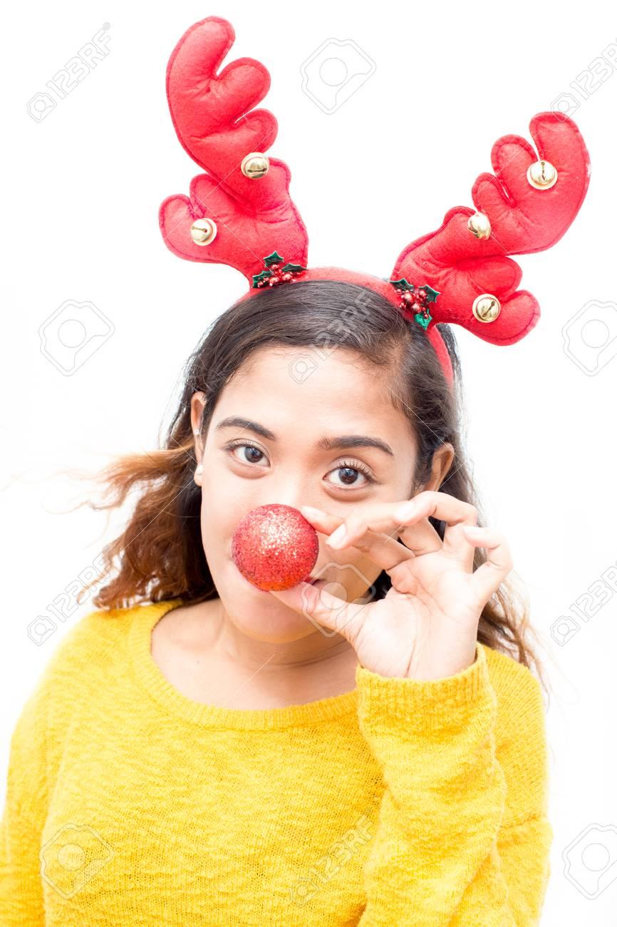 boule rouge dans le nez