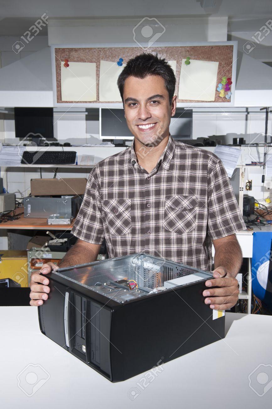 ripara il computer