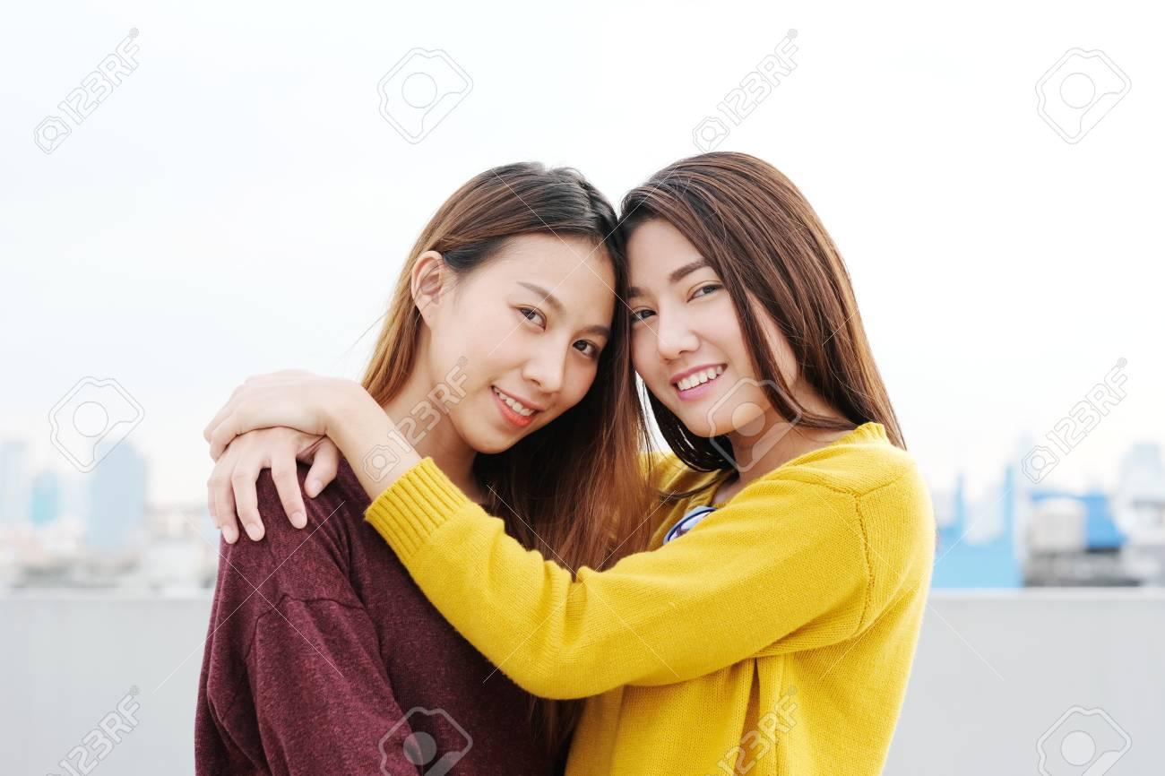 Asian lesbians fun