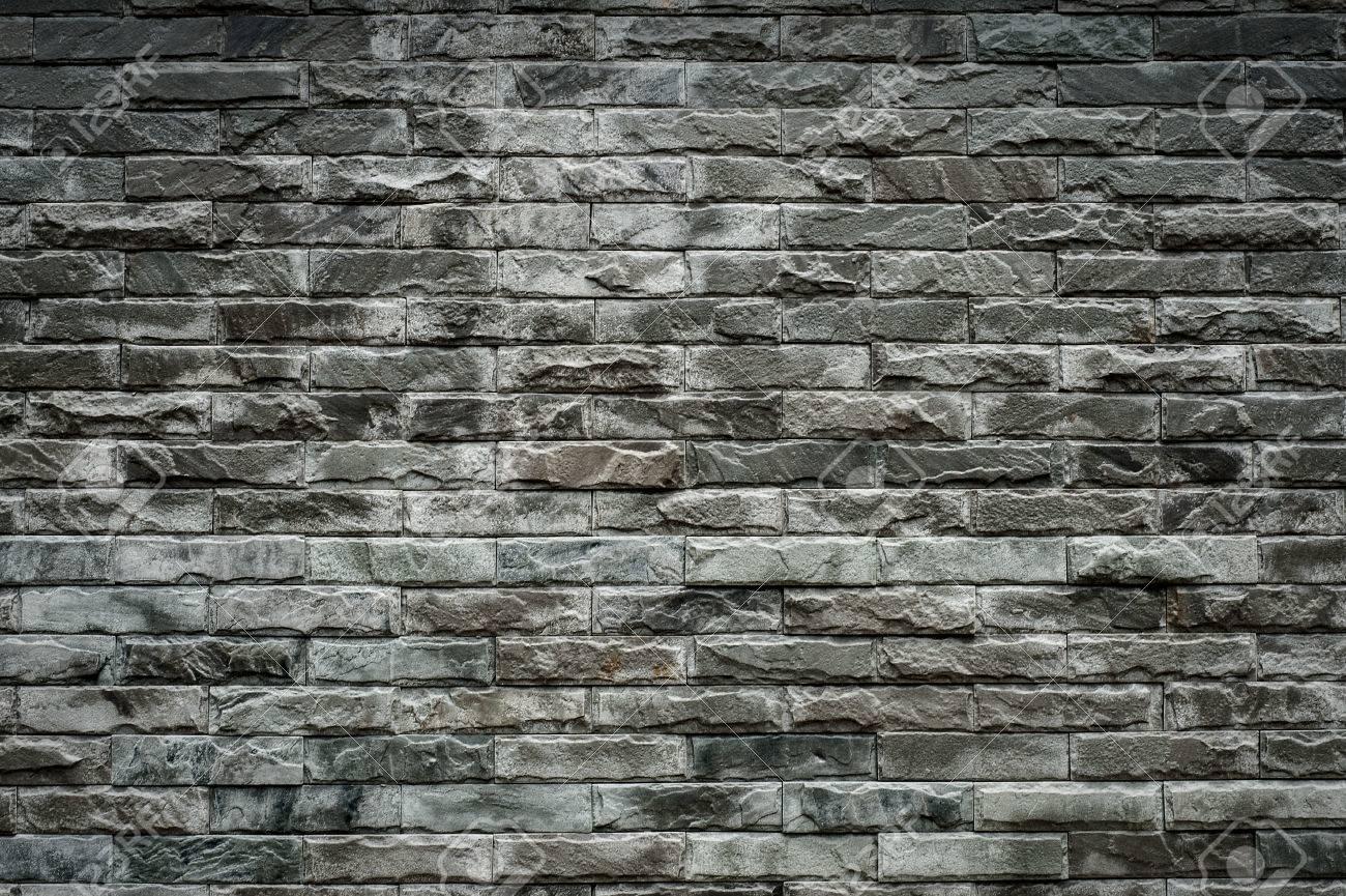 Rough brick wall dark background Stock Photo - 24144533