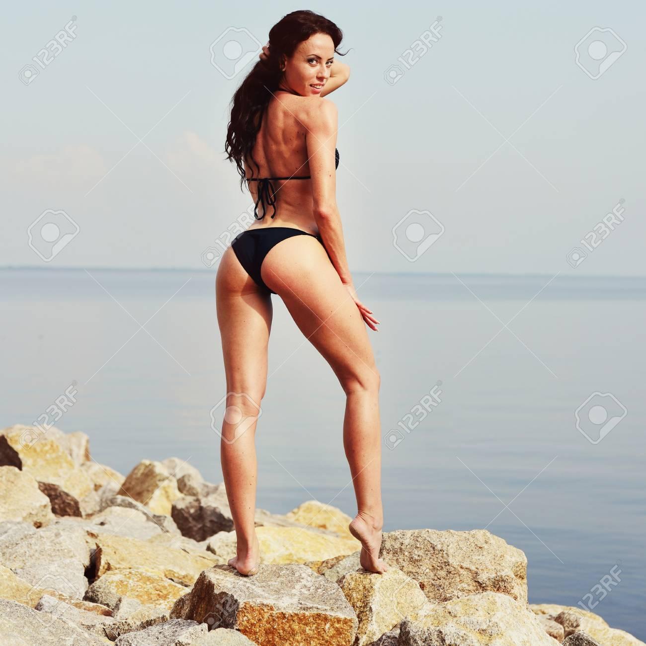 Hot Ass Woman