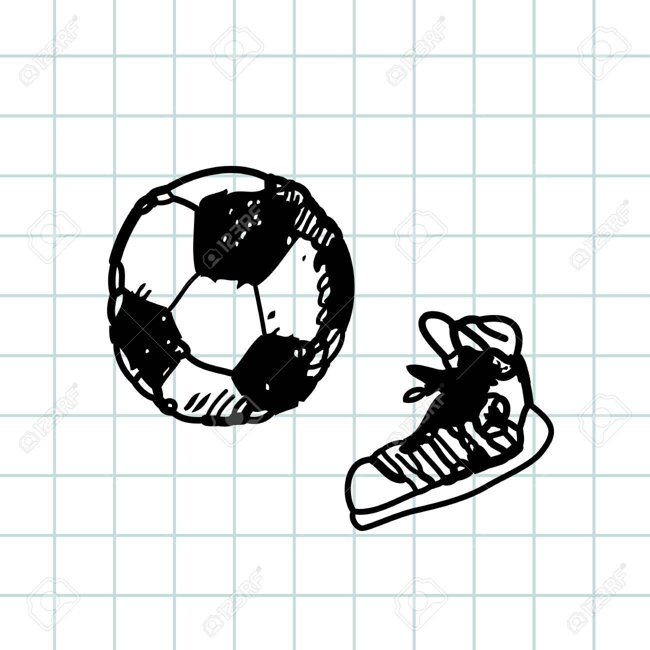 靴 落書き ペン