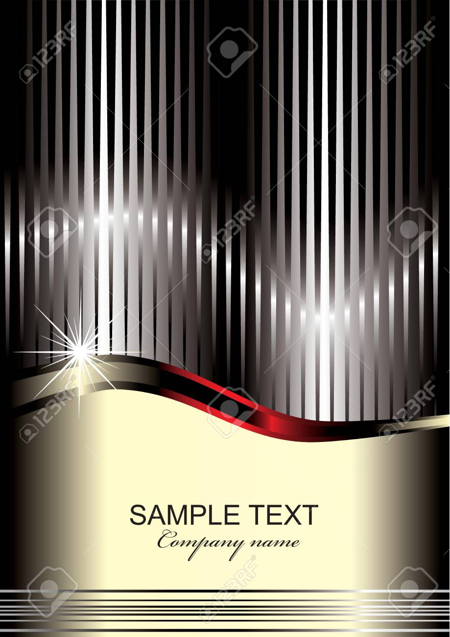 Elegant background with place for text(eps10) Stock Vector - 17081094