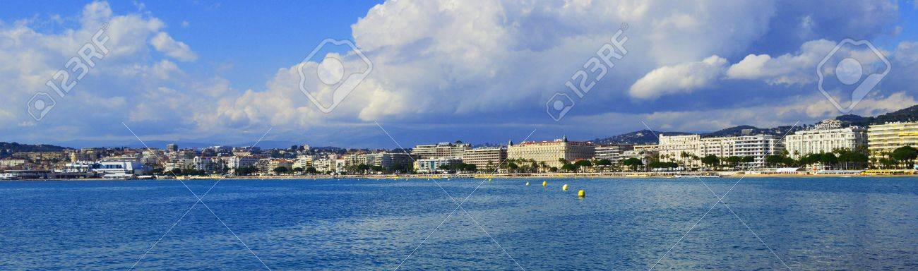 Cannes panorama - 18901268