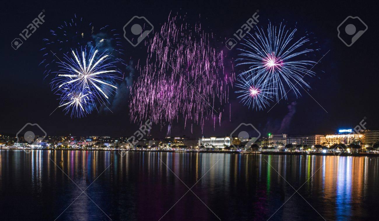 Cannes firework - 20883528
