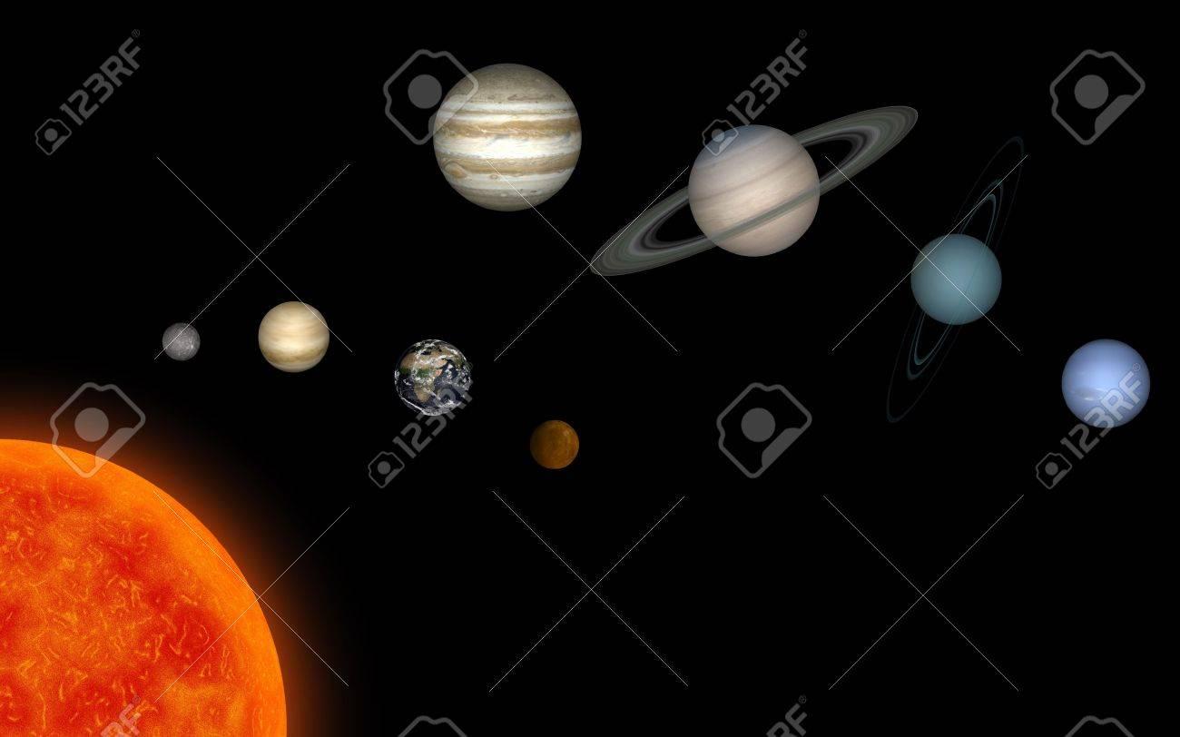 solar system - 22165832