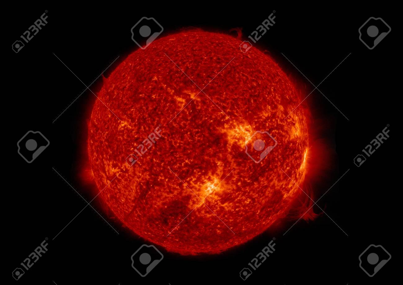 Sun on black - 30166664