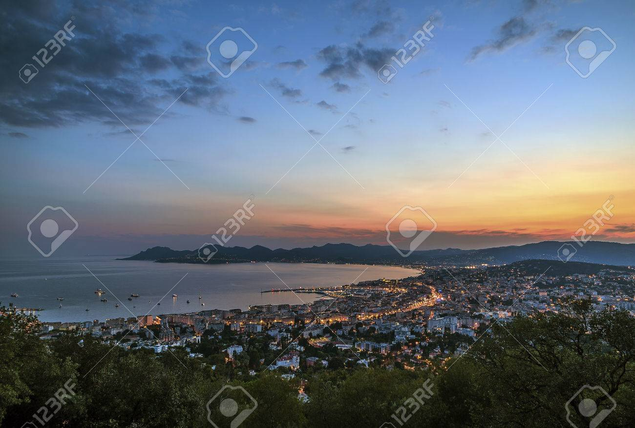 Sunset in Cannes - 31819966