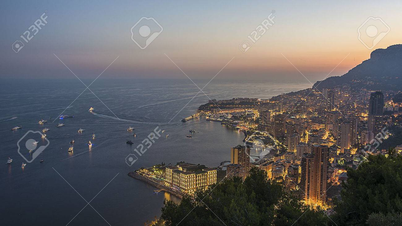 Monaco Monte Carlo - 32137610