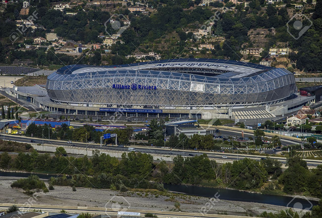 Allianz Riviera the new stadium of OGC Nice - 32116717