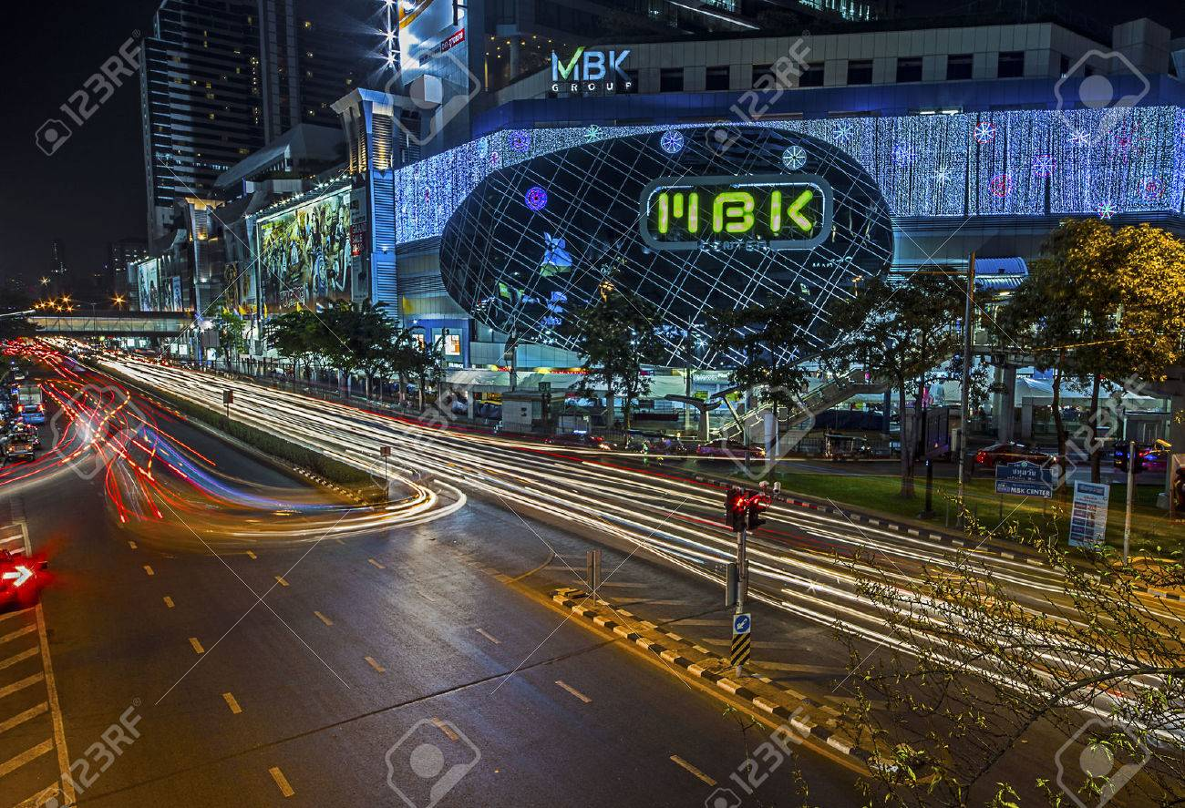 MBK Center in Bangkok - 37752751
