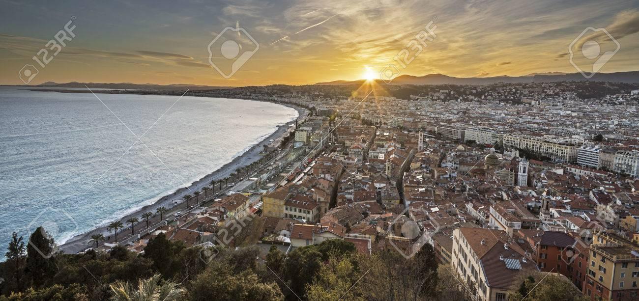 City of Nice panorama - 38873758