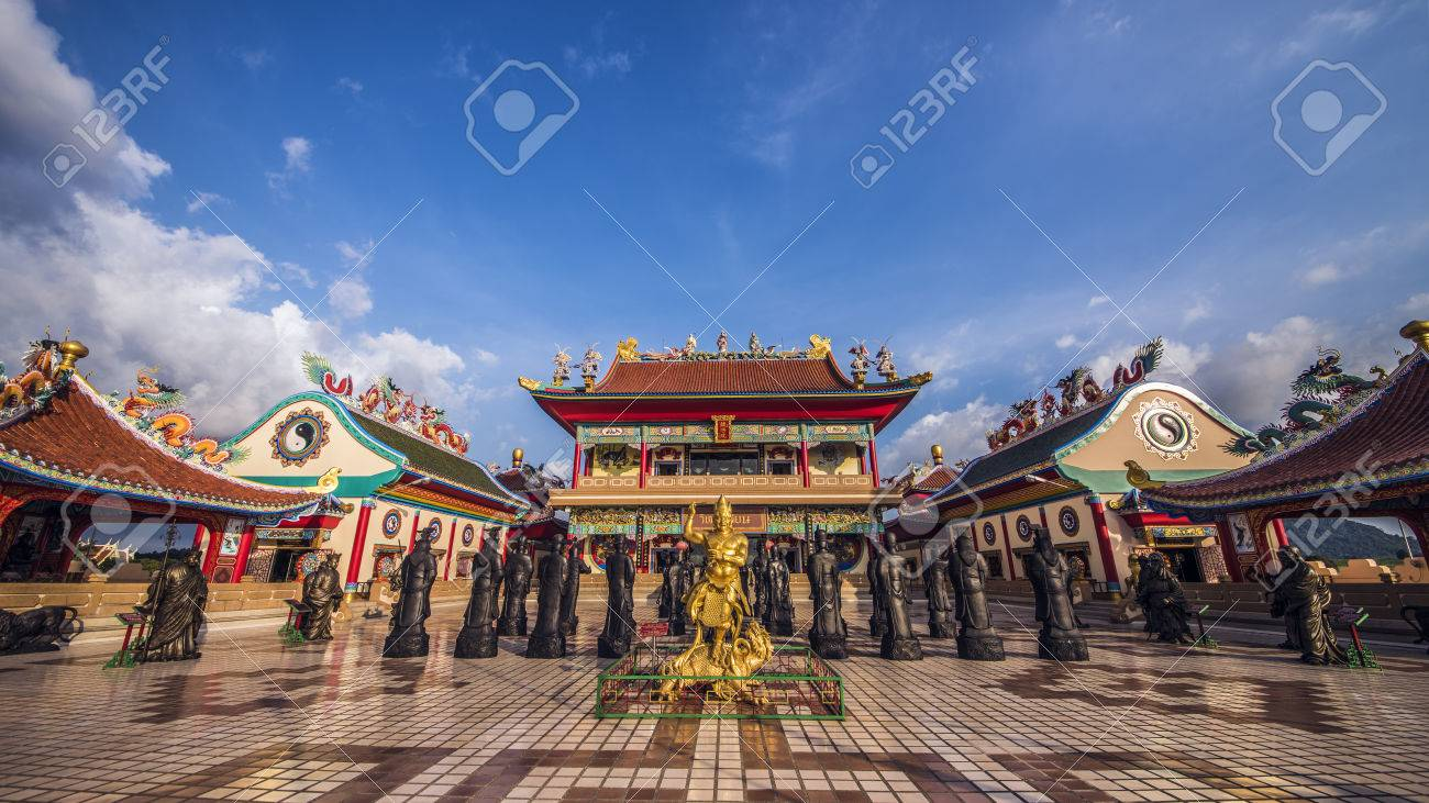 Chinese temple in Pattaya - 50533334