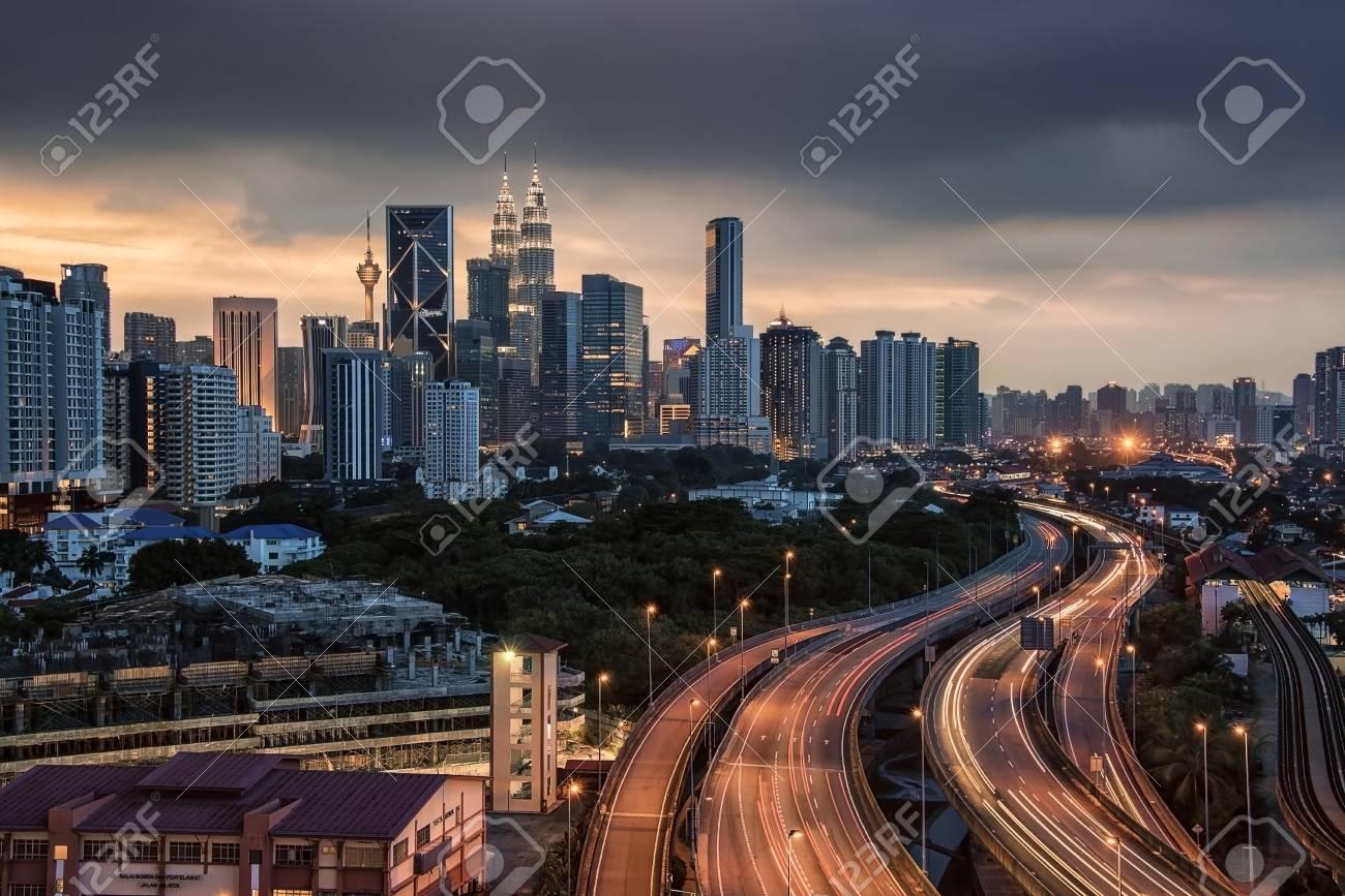 Kuala Lumpur city in Malaysia - 74089106