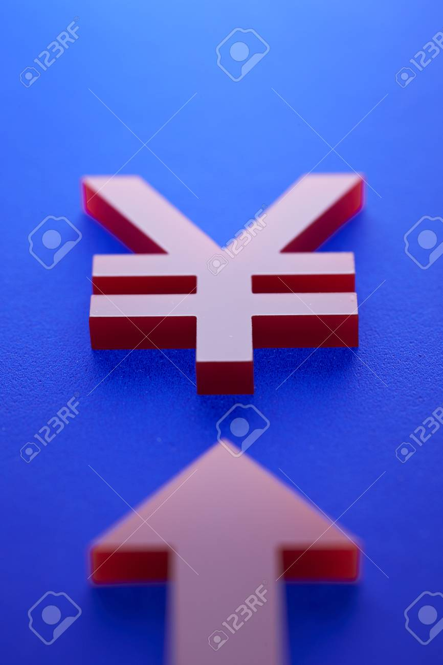 Japanese yenchinese rmb currency symbol with arrow stock photo japanese yenchinese rmb currency symbol with arrow stock photo 74518001 biocorpaavc Gallery