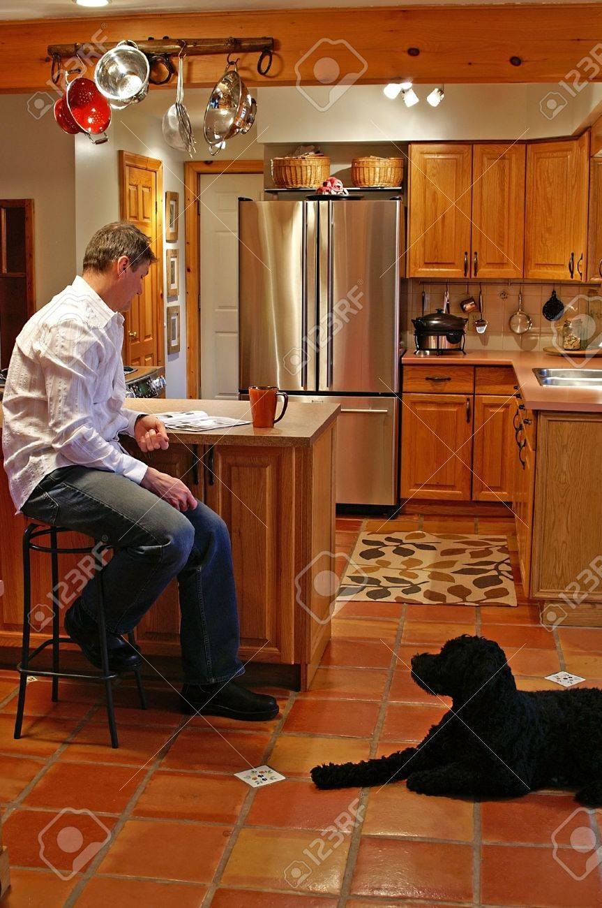 The breakfast nook is a great place to catch up on reading with a cup of coffee and your best friend. - 2854190