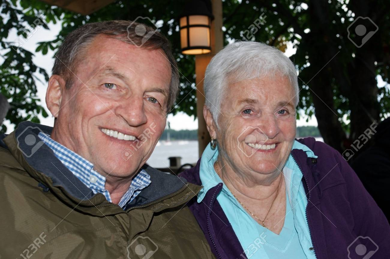 Smiling Seniors - 5213933