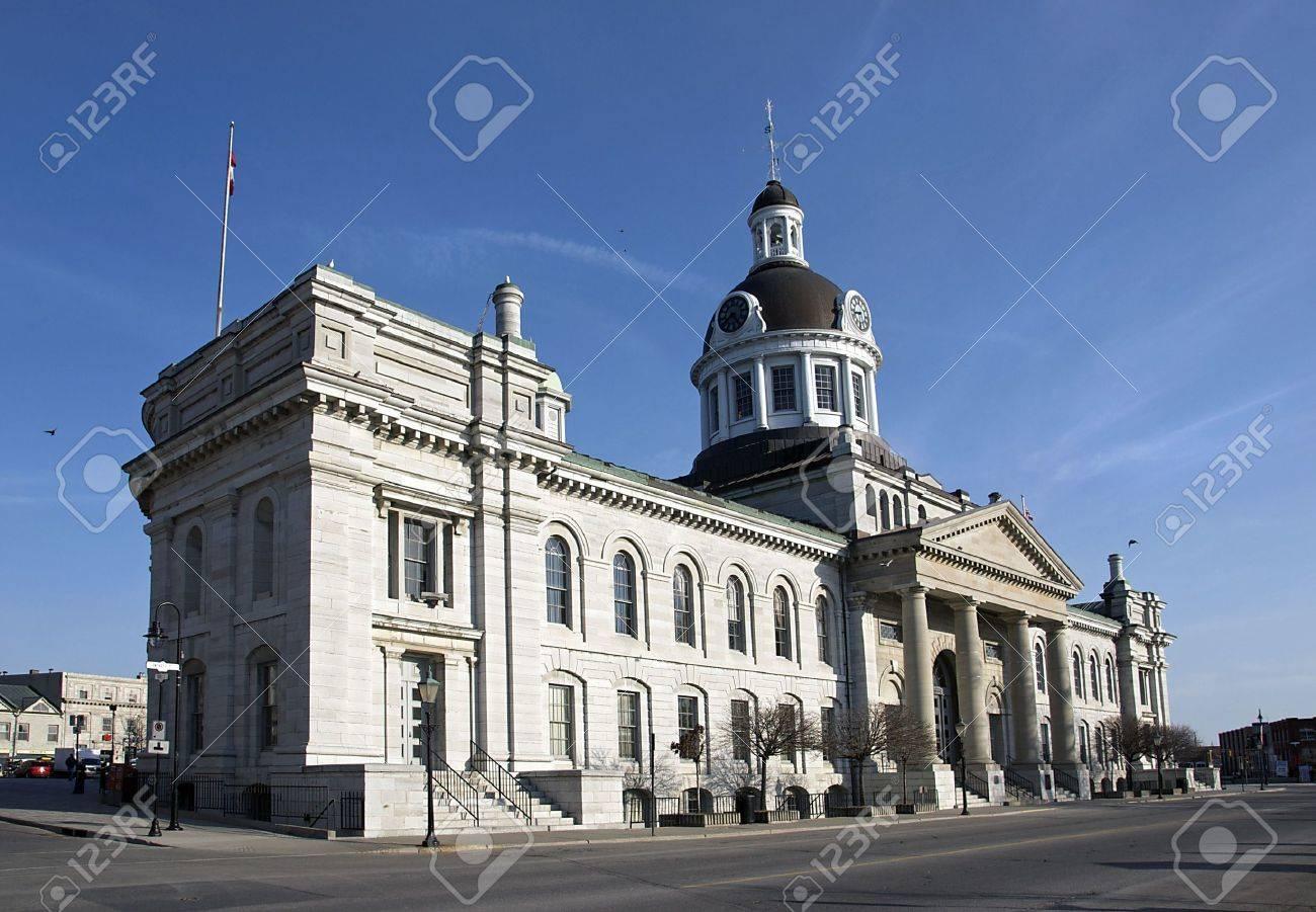 Kingston City Hall, Ontario, Canada - 7099390
