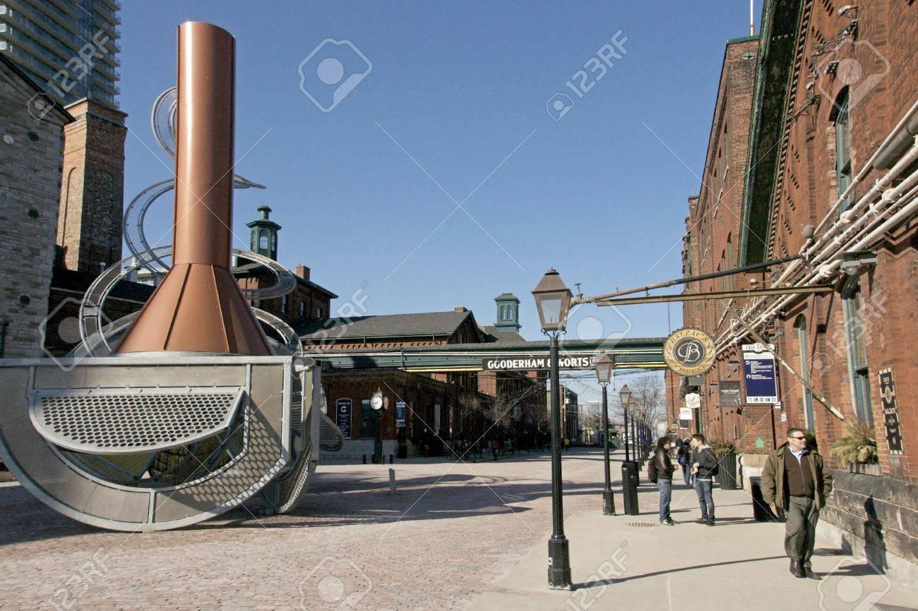 Distillery District - Toronto, Canada - 12547160
