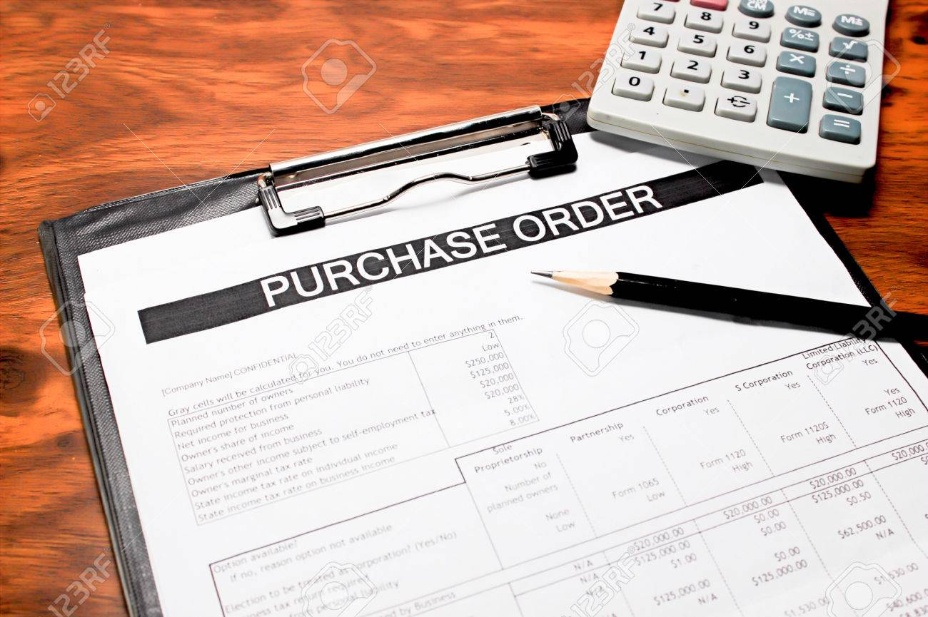 Purchase Order Forms Free basic service contract basic services – Purchase Order Forms Free