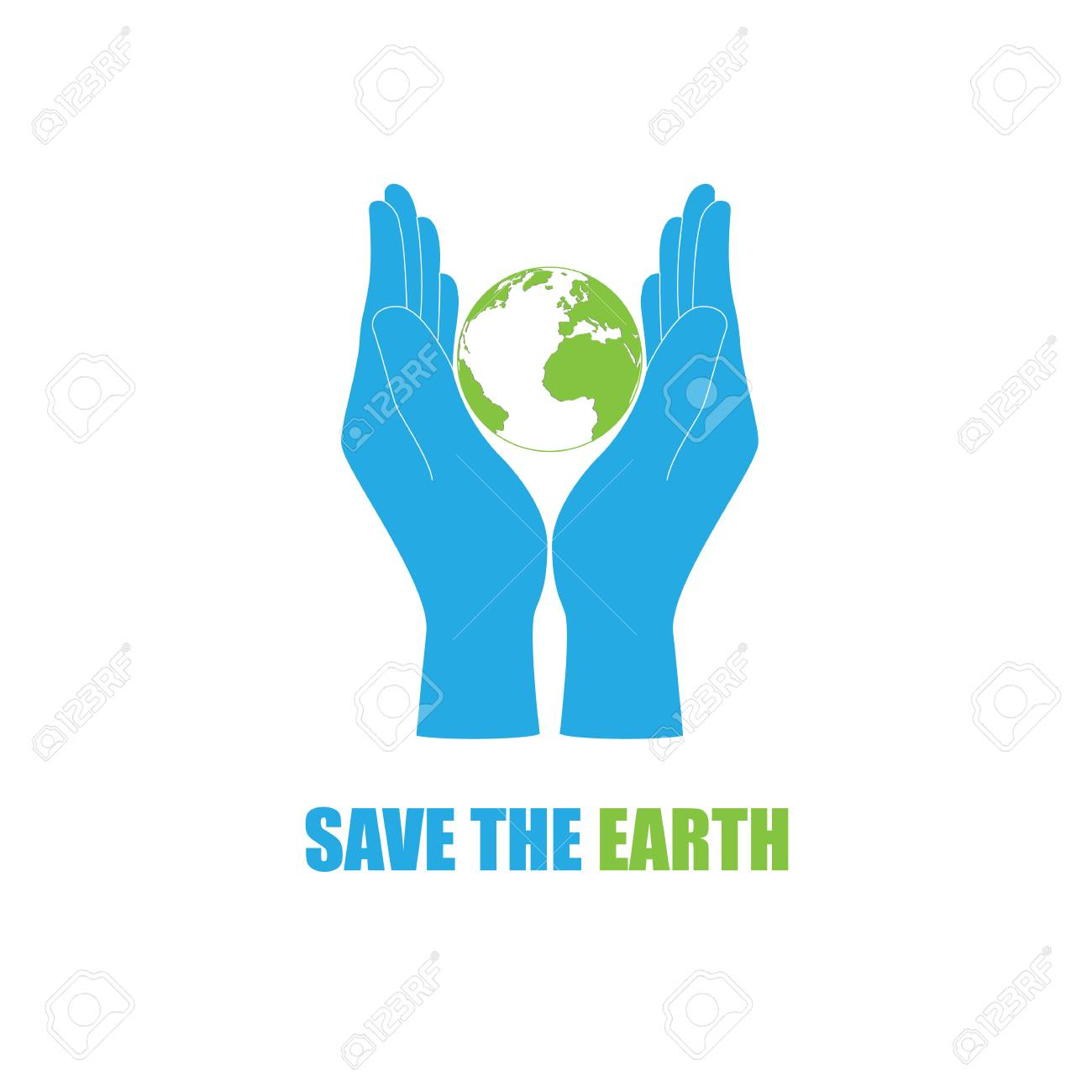 Save The Earth Icon Logo Graphic Design For Saving Environment Royalty Free Cliparts Vectors And Stock Illustration Image 71713969,French Kitchen Design 2020