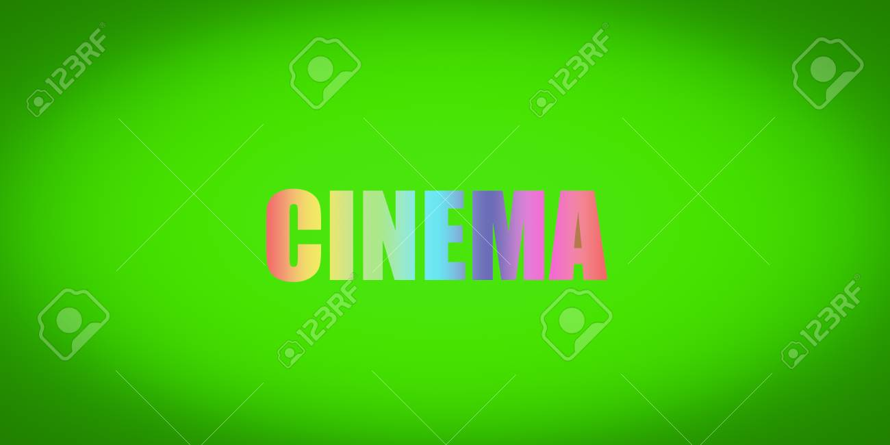Green Background Green Green Screen Screen Blank Screen Movie Stock Photo Picture And Royalty Free Image Image 116856299
