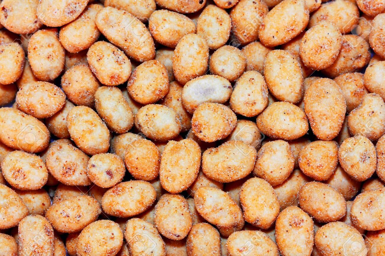 Peanuts Bar-B-Q Flavour Stock Photo - 9979602