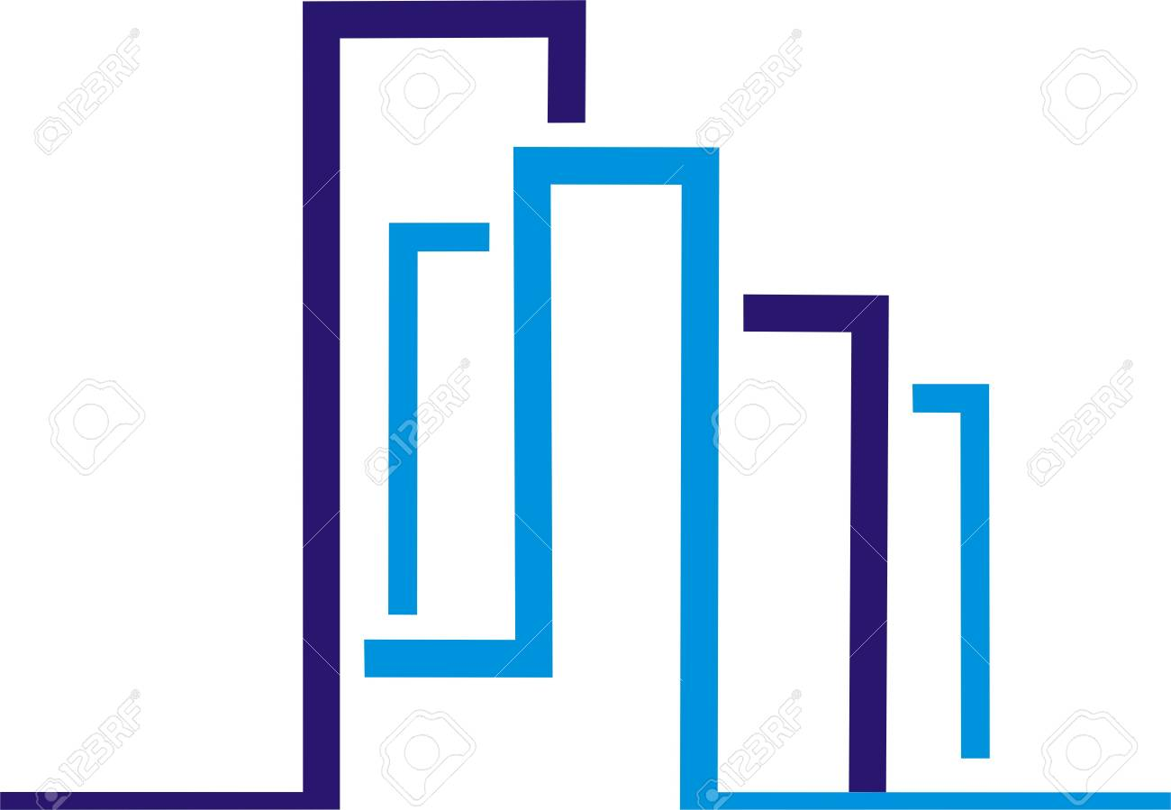 ELEVATION AND CONSTRUCTION Stock Vector - 24557705