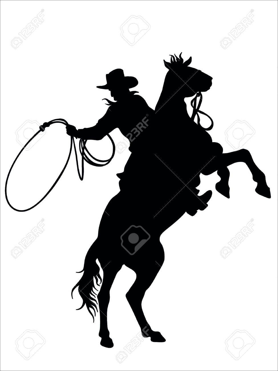16,379 Cowboy Stock Illustrations, Cliparts And Royalty Free ...