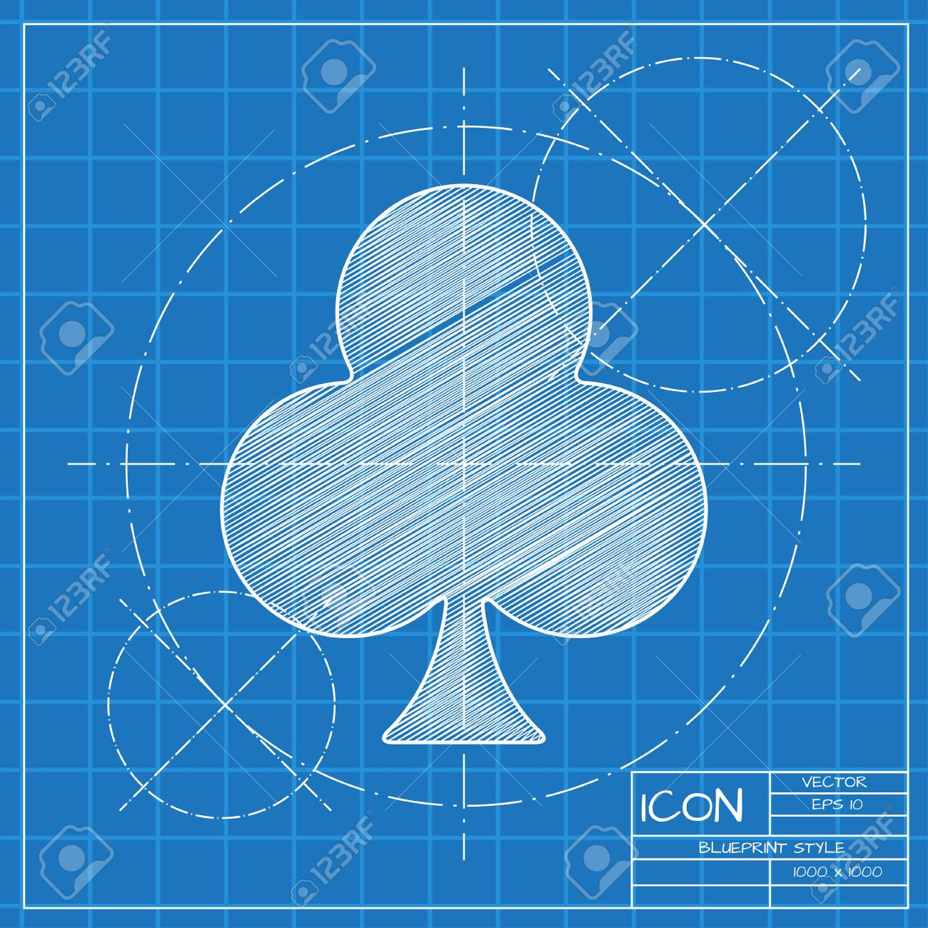 Vector blueprint game cross icon engineer and architect background vector vector blueprint game cross icon engineer and architect background malvernweather Image collections