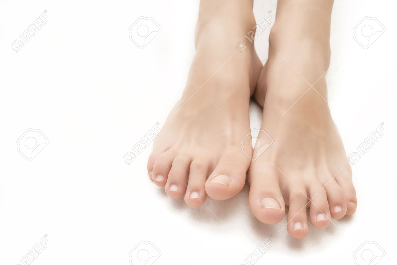 Free picture teen foot