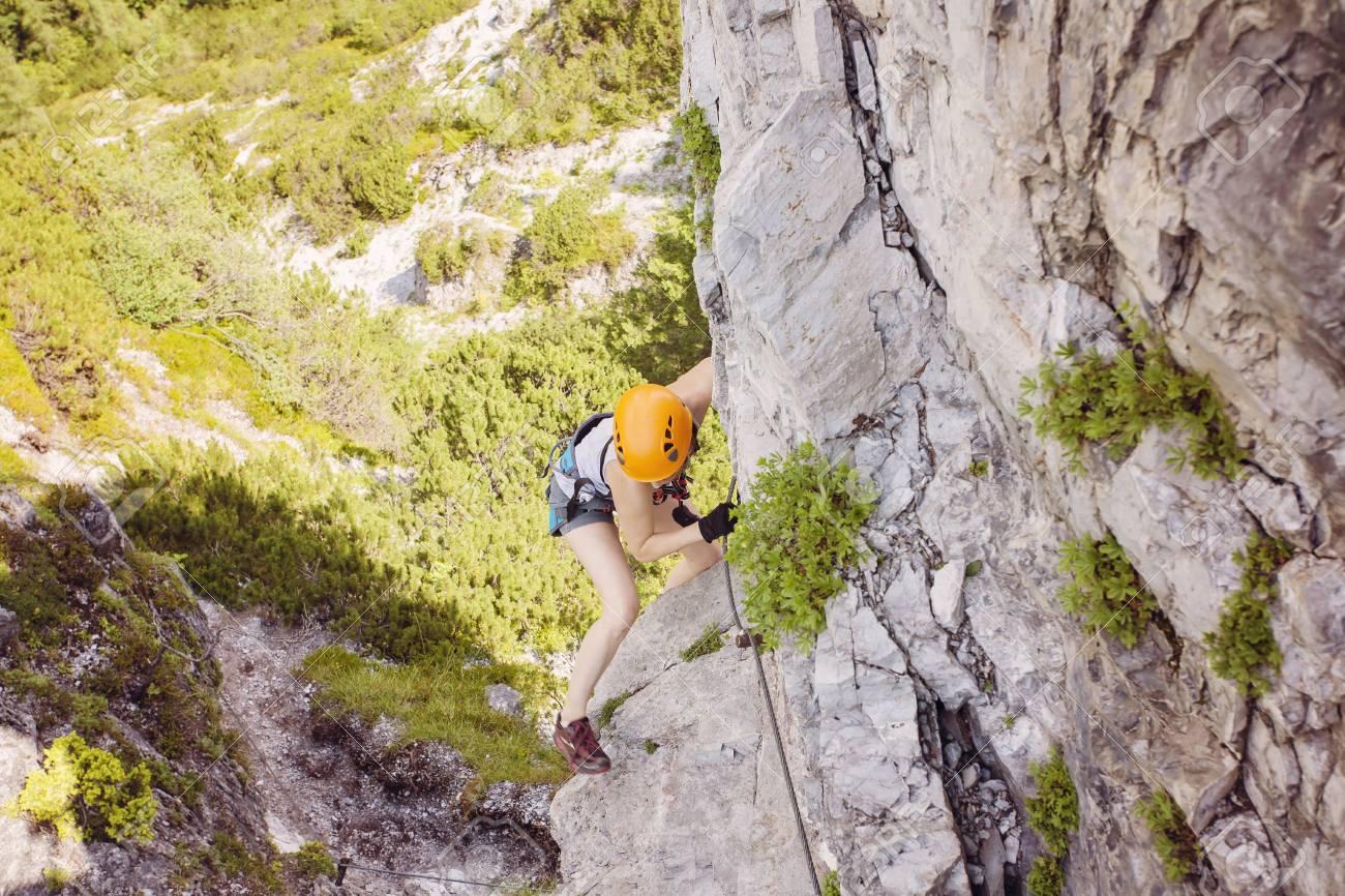 Klettersteig österreich : Lienzer dolomiten osttirol Österreich blick vom klettersteig