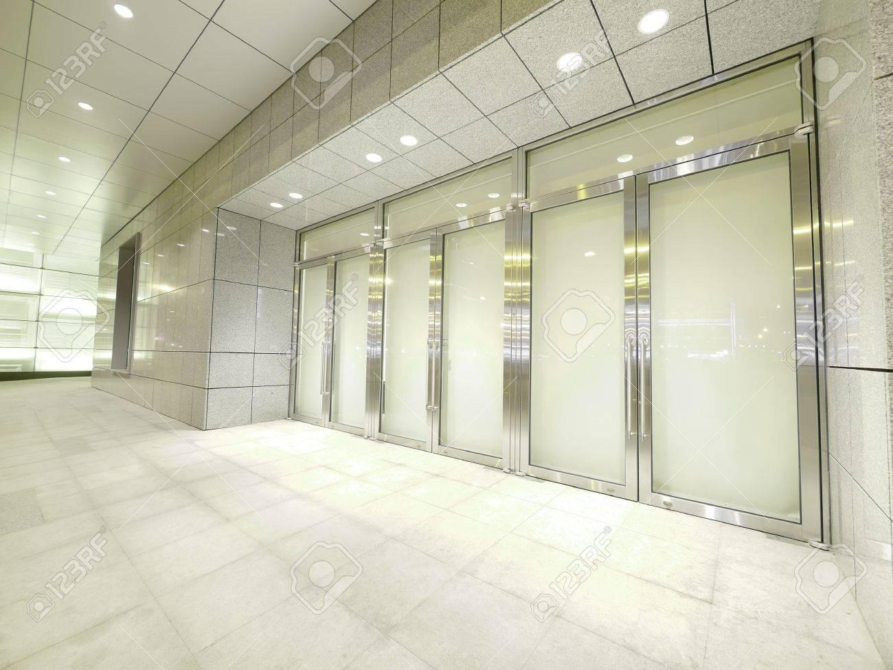 Door and walkway Stock Photo - 12777225