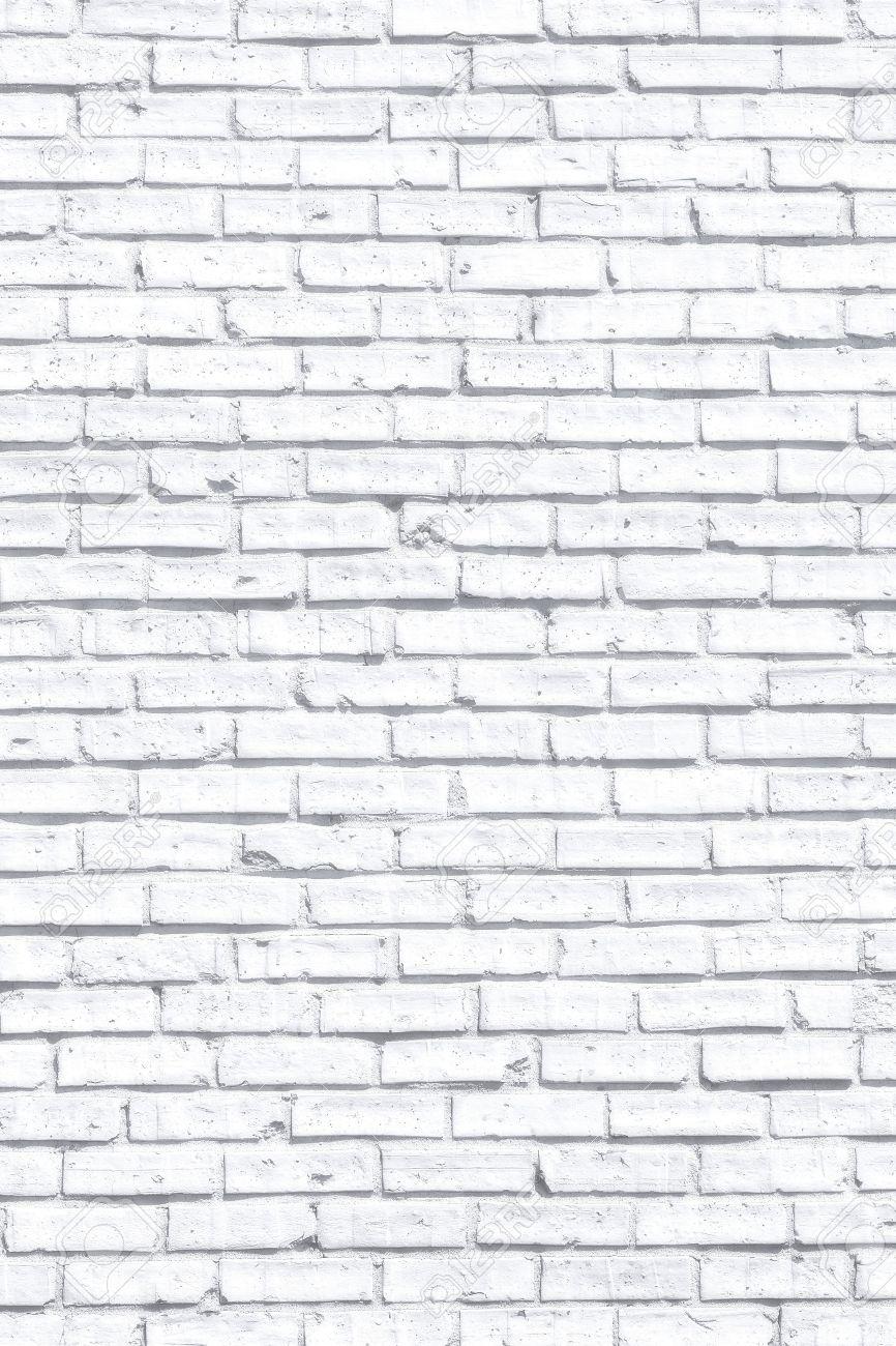 good pared de ladrillo fogey blanco para el fondo o la textura foto de archivo with pared ladrillo blanco with pared de ladrillo blanco with pared ladrillo - Pared Ladrillo Blanco