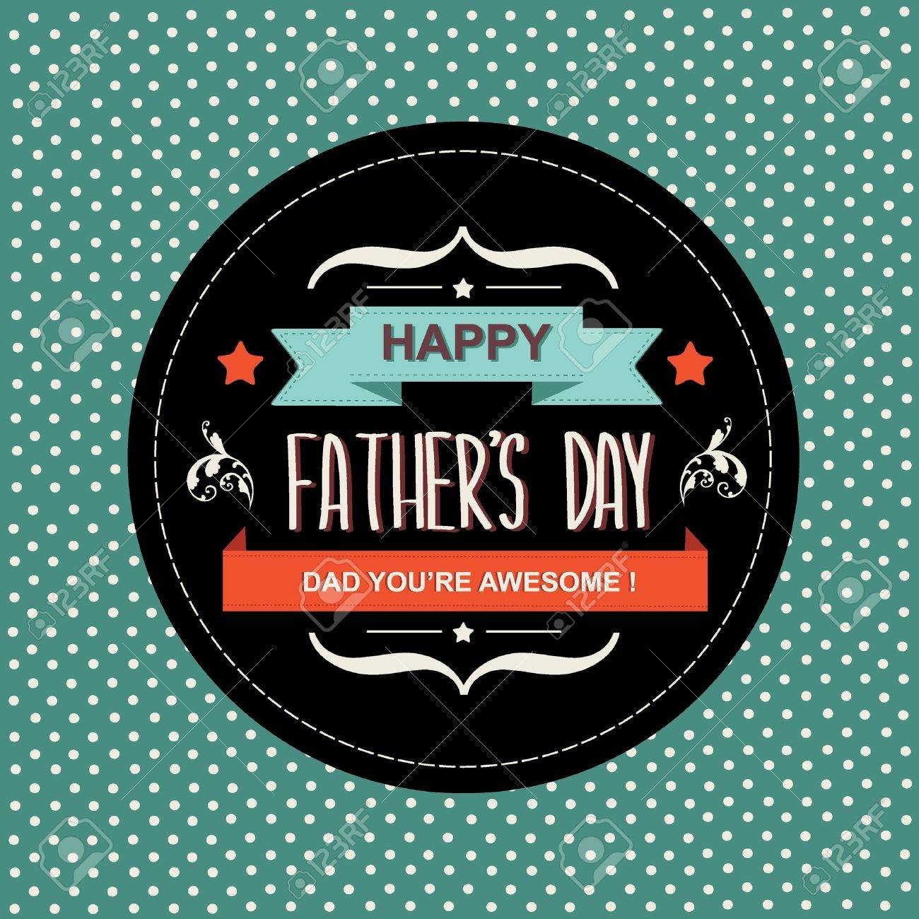 D ad poster design - Best Dad Poster Happy Father S Day Typography Illustration Illustration