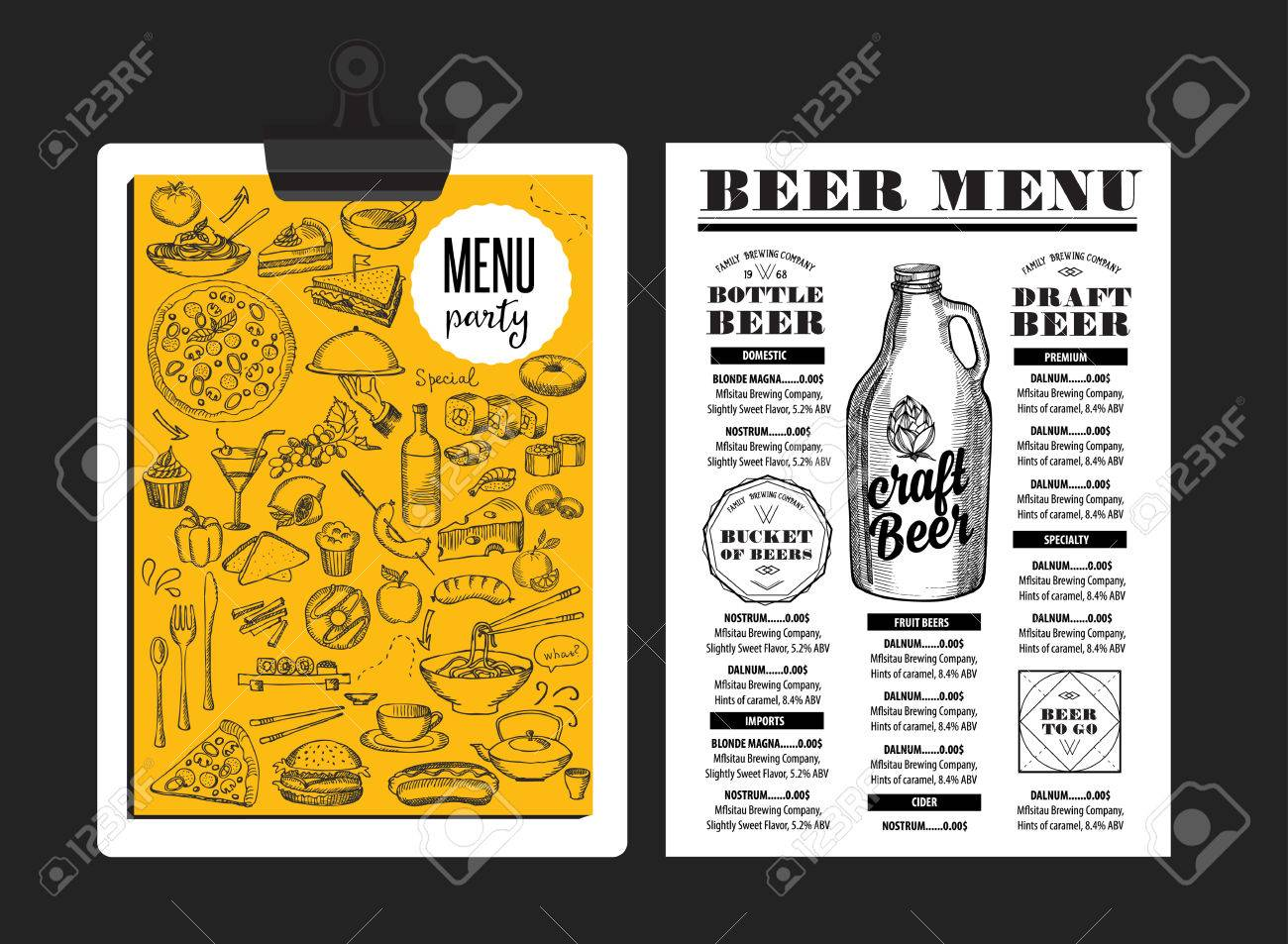togo menu flyer aildoc productoseb co