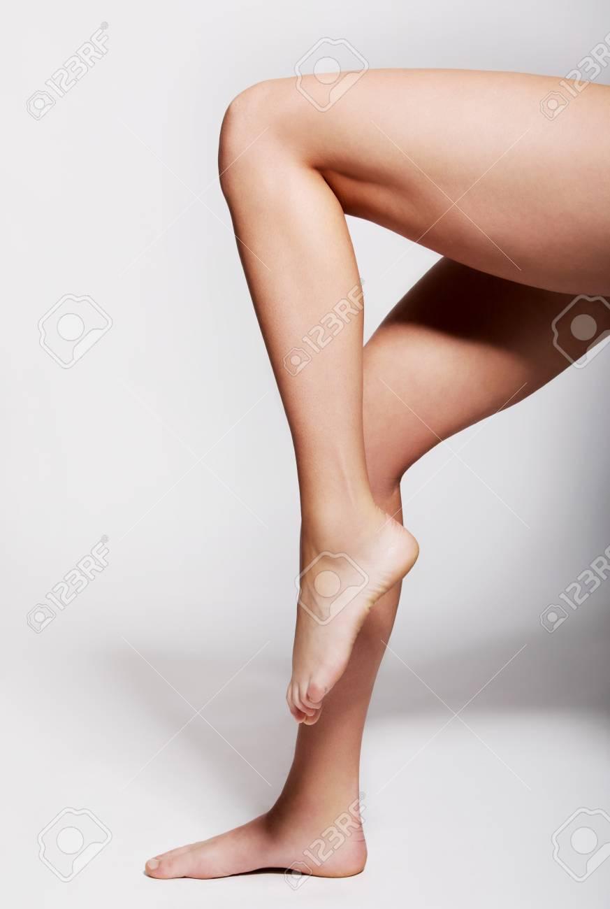Beauty Sexy Legs Stock Photo 84873240